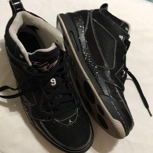 Nike 11 Retro Air Jordan Flight 9 black Oreo